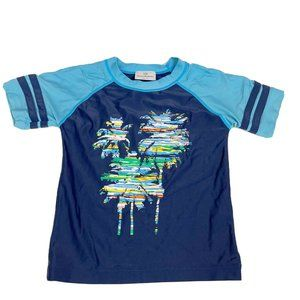 Hanna Andersson Rash Guard Shirt Boys Size 4 100